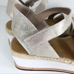 fca00325742c Donald J. Pliner Shoes - Nwot Donald Pliner Anie Platform Wedge Sandals
